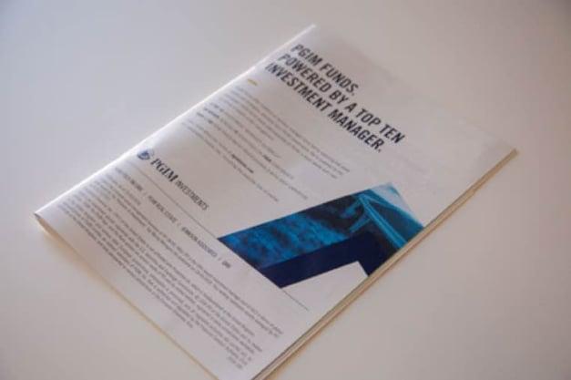 best print ad PGIM funds