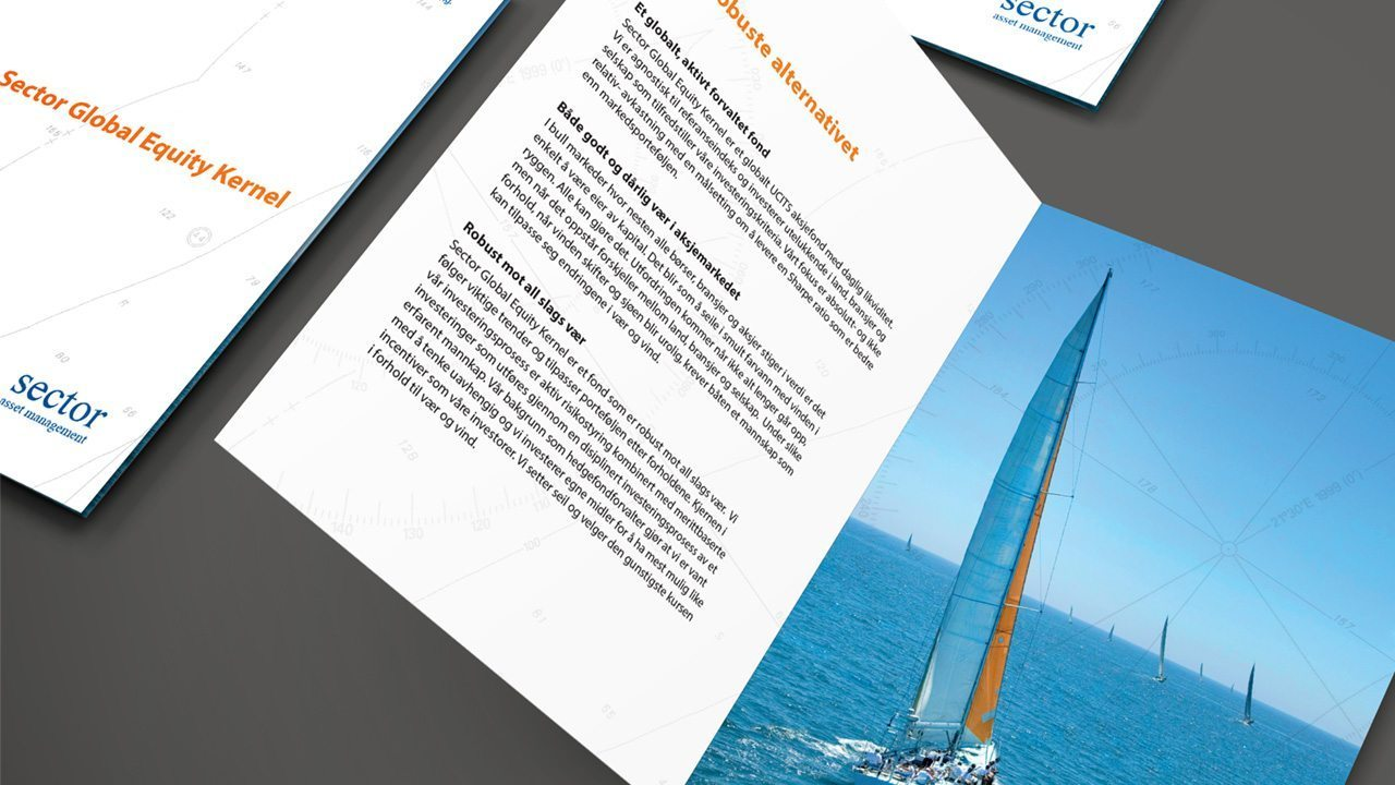 Sector Asset Management - Messaging cover
