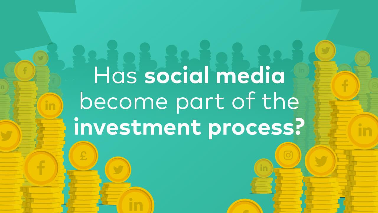 Social Media Investment Process