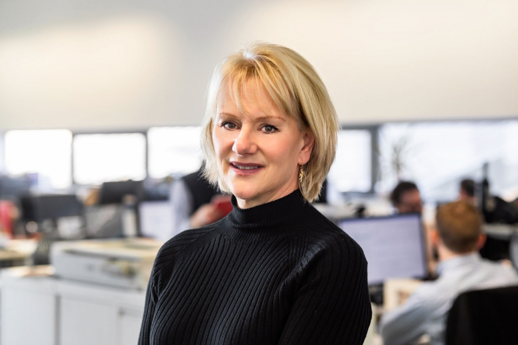 Anne Gilding joins Peregrine as Senior Adviser