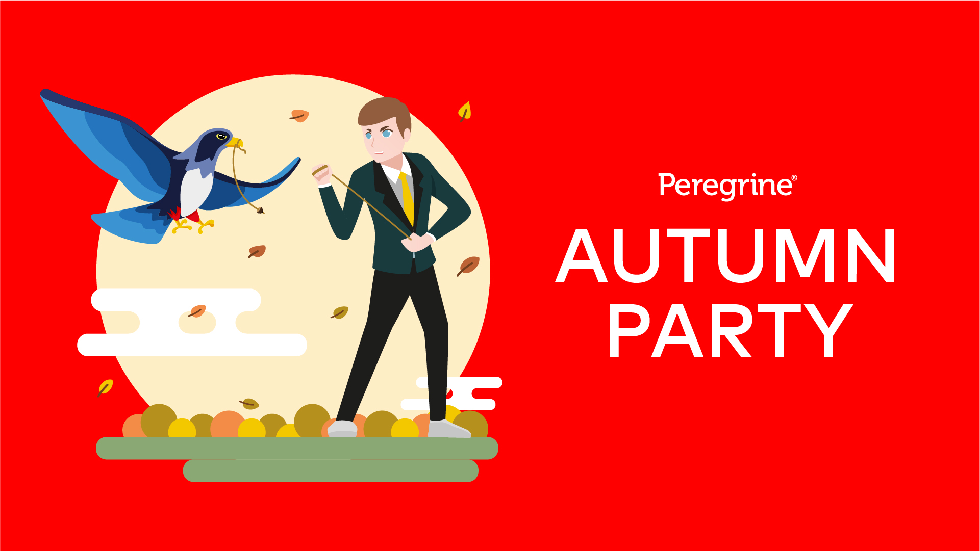 Cover image for post: Peregrine Autumn Party 2018