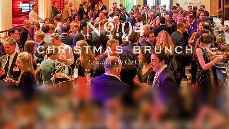 Cover image for post: Peregrine featured partner for HedgeBrunch IV – Christmas Brunch