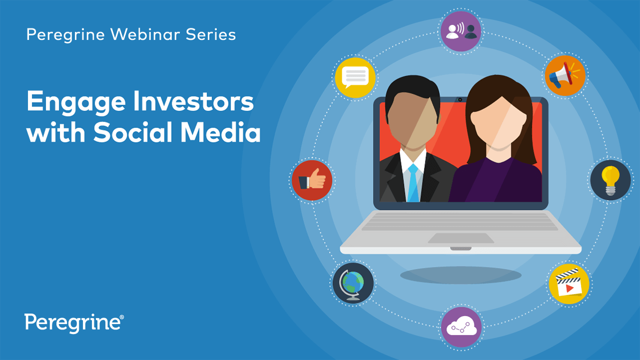 Cover image for post: Engage Investors with Social Media