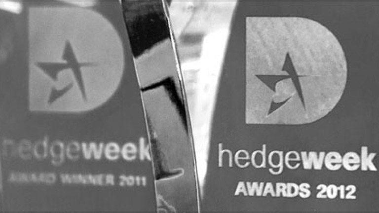 Cover image for post: Peregrine wins 2012 HedgeWeek Award for Best PR Firm