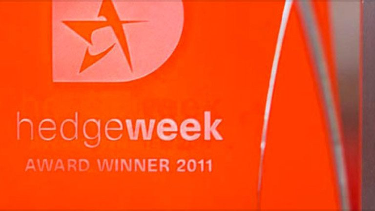 Hedgeweek best pr firm award