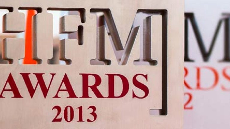 Cover image for post: Peregrine Five Times Winner at the 2013 HFMWeek Awards