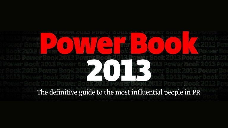 Cover image for post: Anthony Payne listed in The PRWeek Power Book 2013