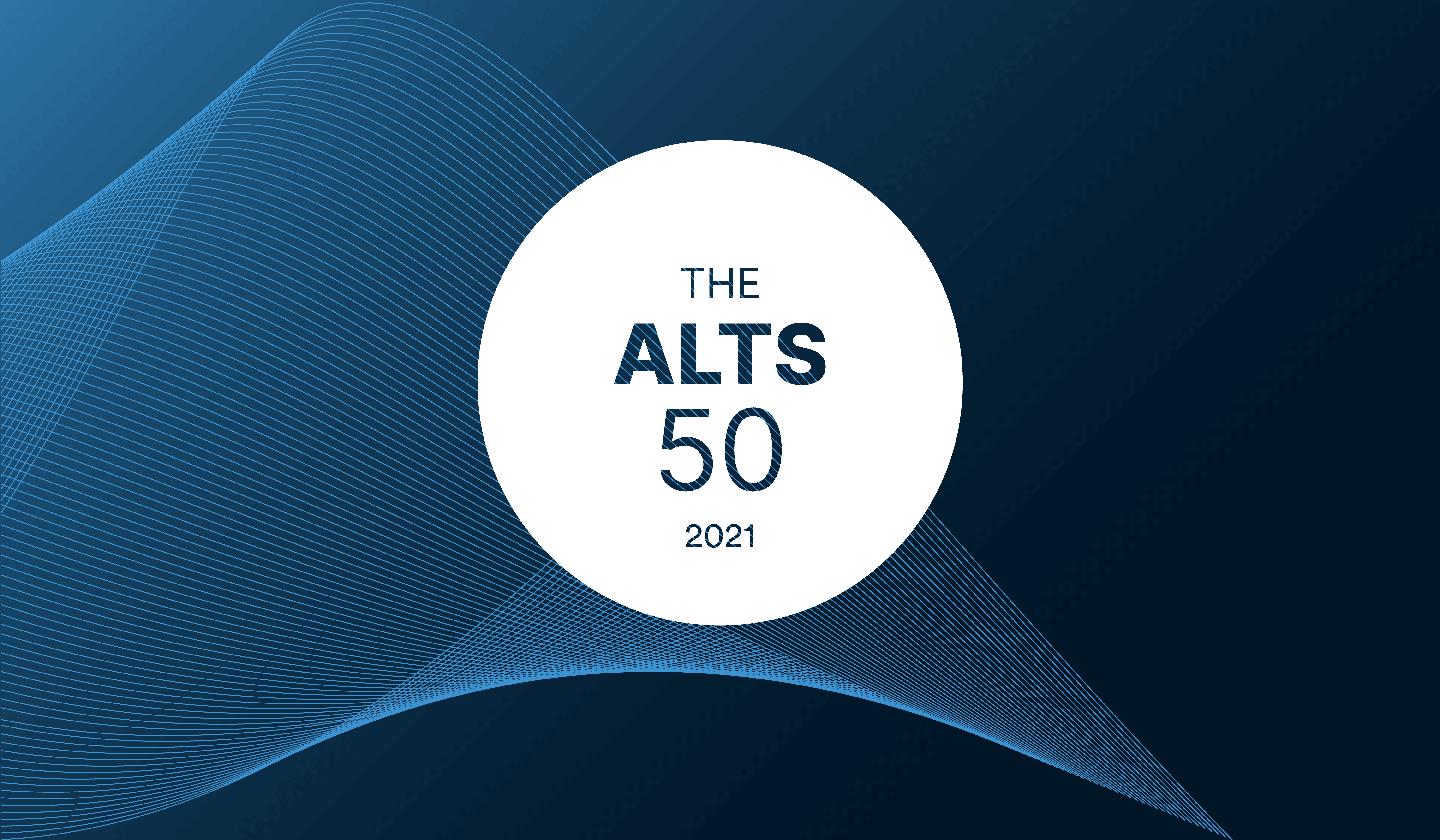 The Alts 50 Report 2021