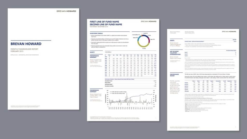 Brevan Howard - Marketing & Communications reports