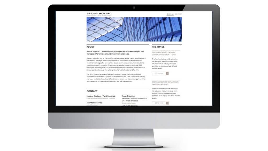 Brevan Howard - Marketing & Communications homepage