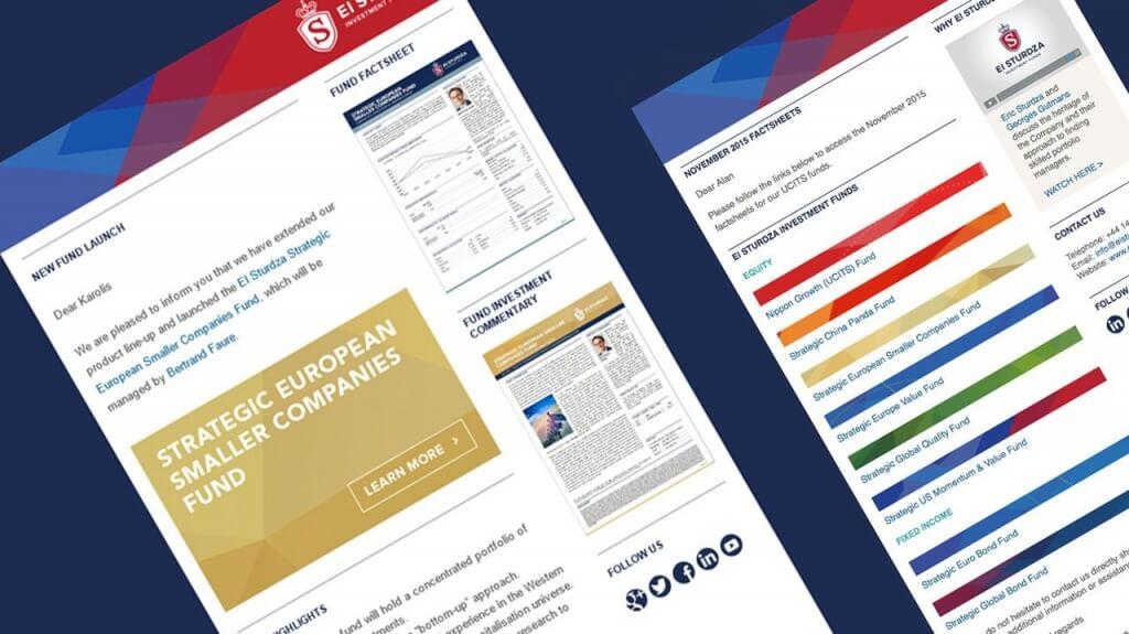EI Sturdza – Digital & social advertising newsletter