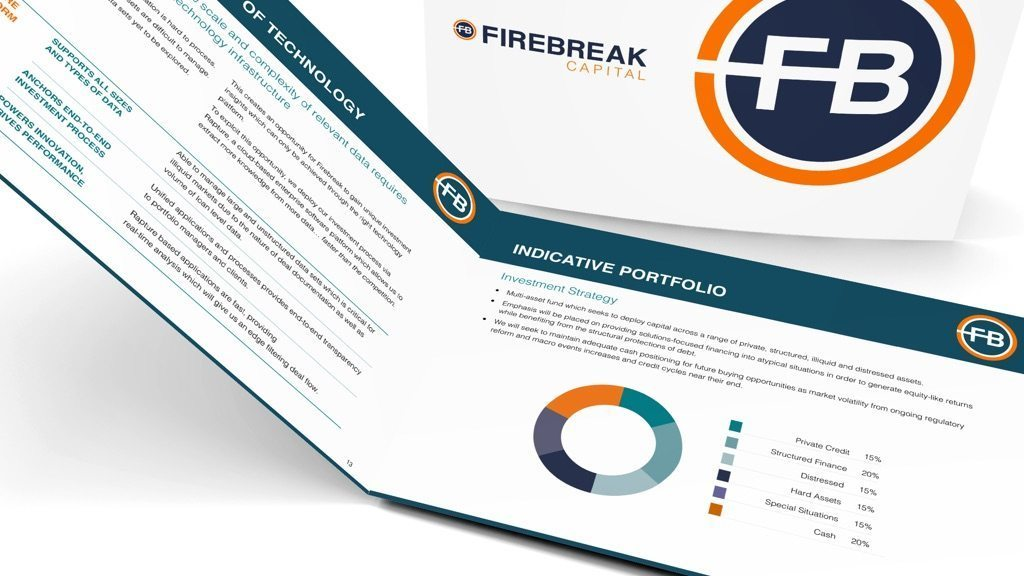 Firebreak Capital booklet