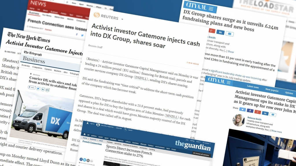 Cover image for post: Gatemore - Media Relations