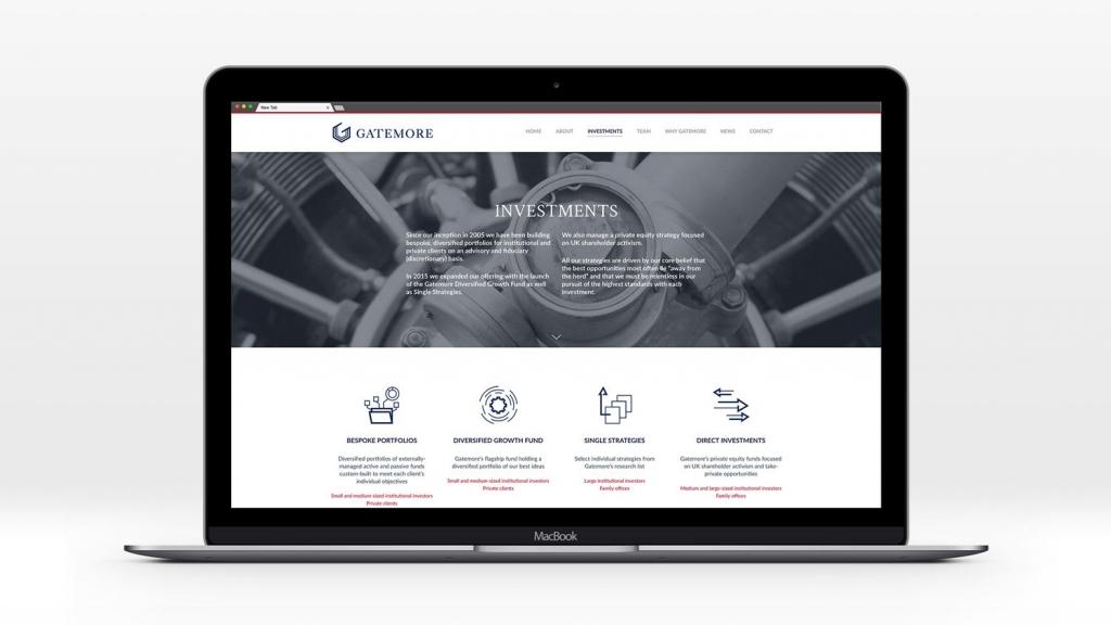 Gatemore new website