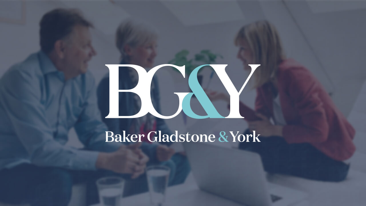 Cover image for post: Baker Gladstone & York