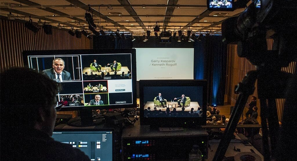 Alan Howard / JW3 Speaker Series – IMC Case Study event recording