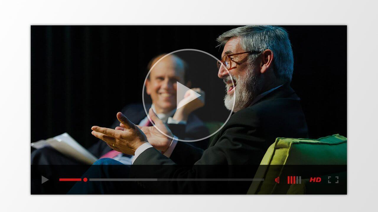 The Alan Howard Foundation / JW3 Speaker Series video thumbnail