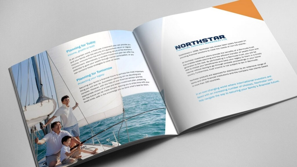 Northstar Marketing Collateral sample 1