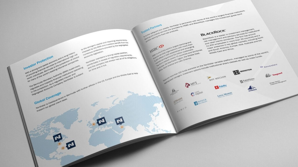 Northstar Marketing Collateral sample 2