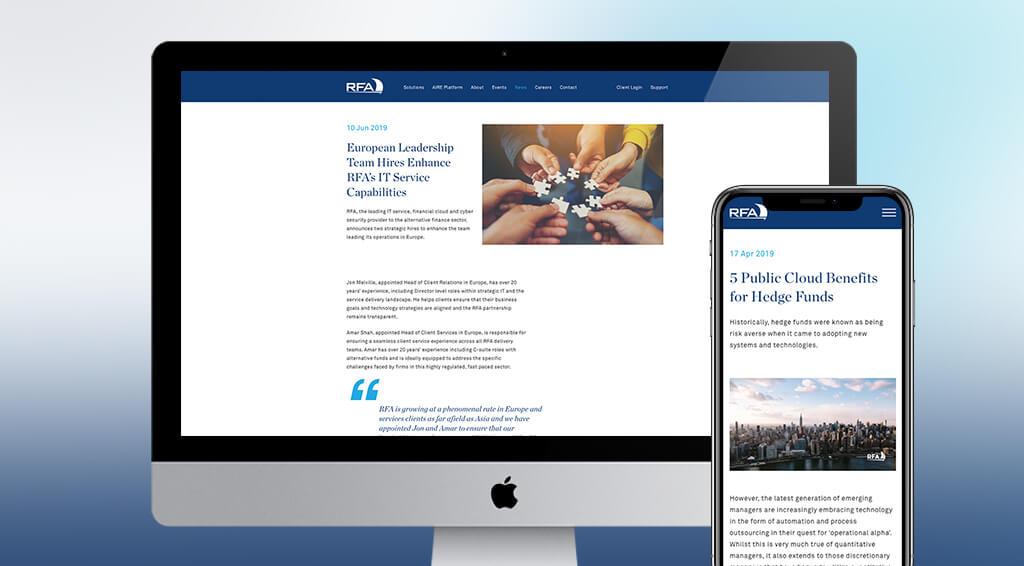 RFA – IMC Case Study