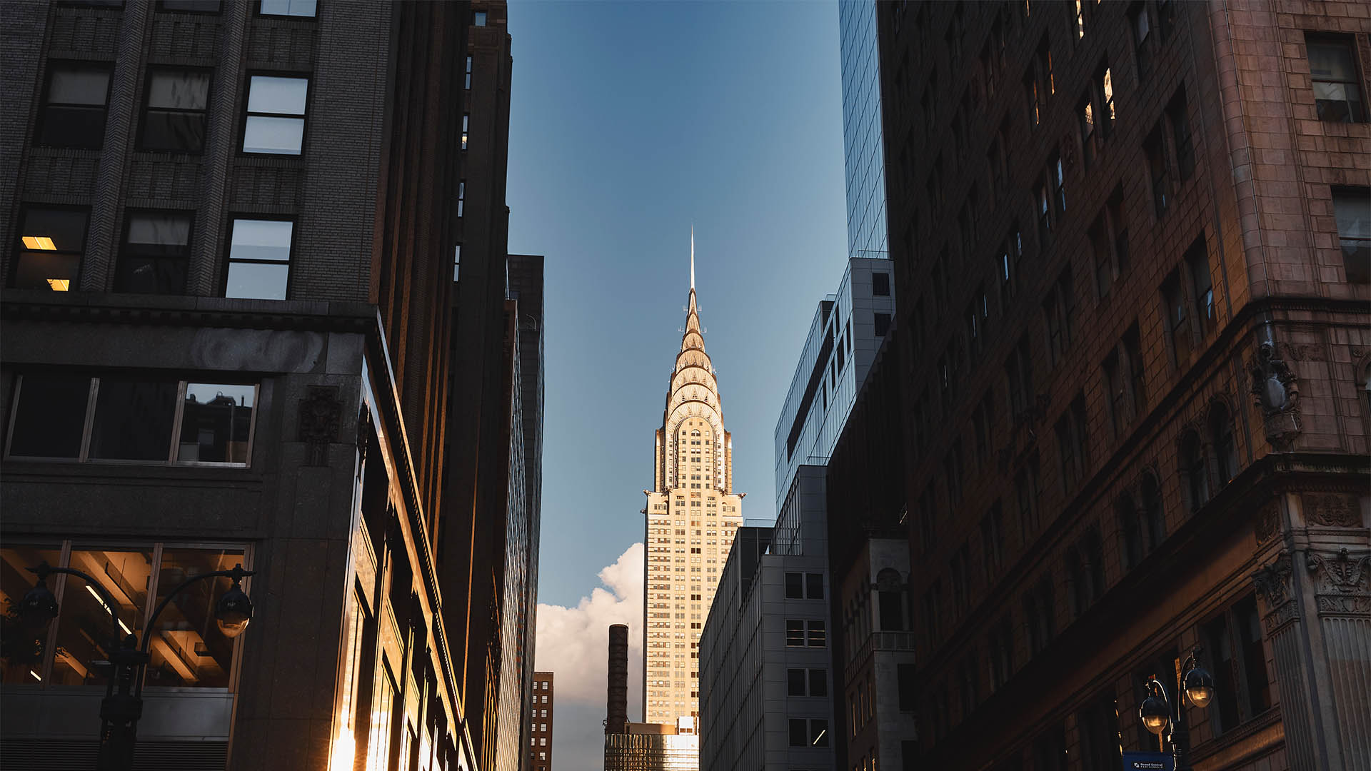 Peregrine Communications moves to Chrysler building