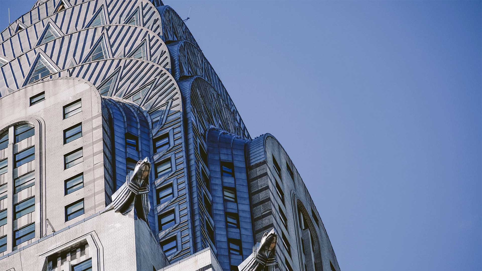 Peregrine moves to Chrysler building