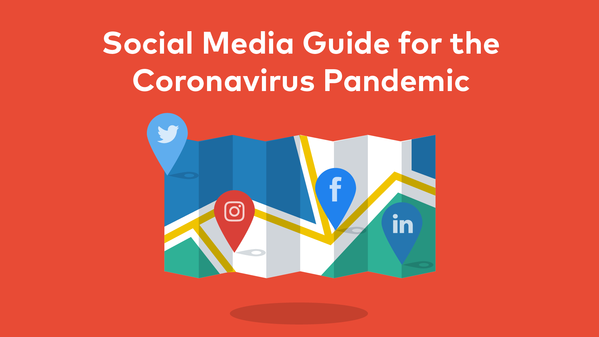 Cover image for post: Coronavirus Social Media Guide: How to Handle a Pandemic