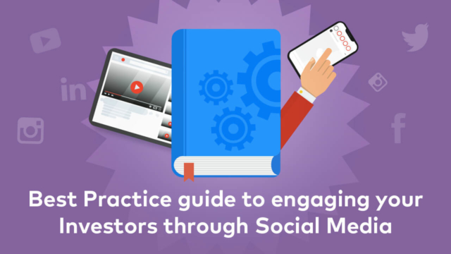 Cover image for post: Best Practice Guide to Engaging Your Investors Through Social Media