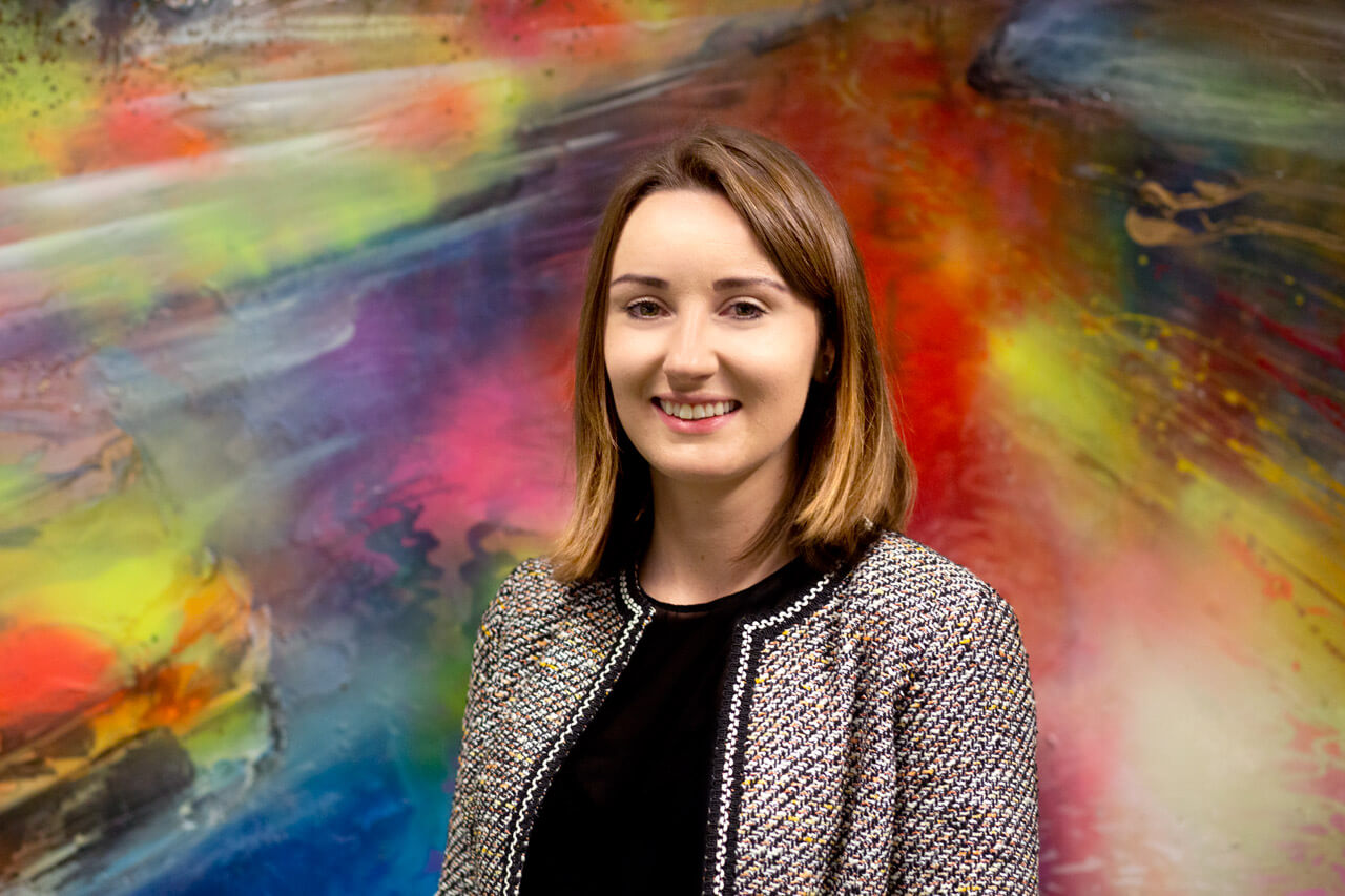 Cover image for post: Meet a Peregrine: Hannah Beard, Account Director