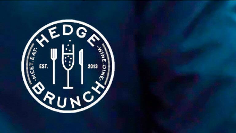 Cover image for post: Peregrine attends the HedgeBrunch Club Networking Breakfast