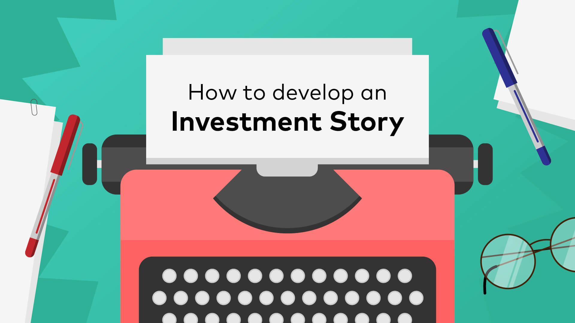 investment story peregrine communications