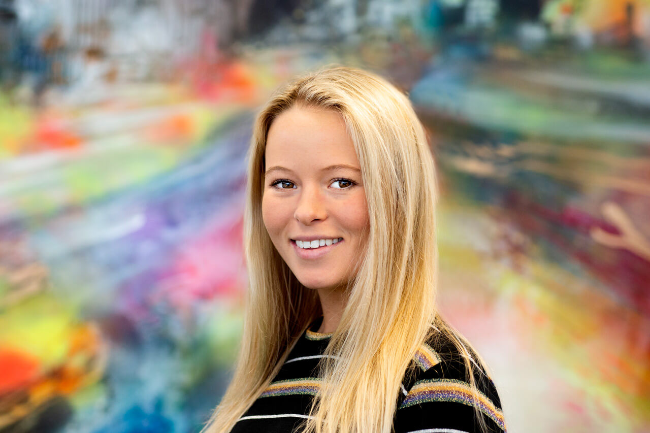 Cover image for post: Meet a Peregrine: Laura Henderson, Senior Account Executive