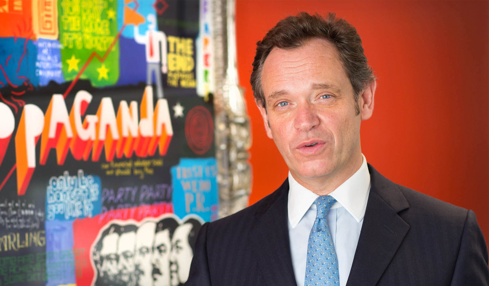 Image of Anthony Payne, CEO at Peregrine Communications