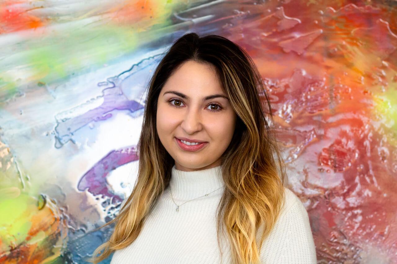 Image of Aryna Kastavetskaya, Associate Director at Peregrine Communications
