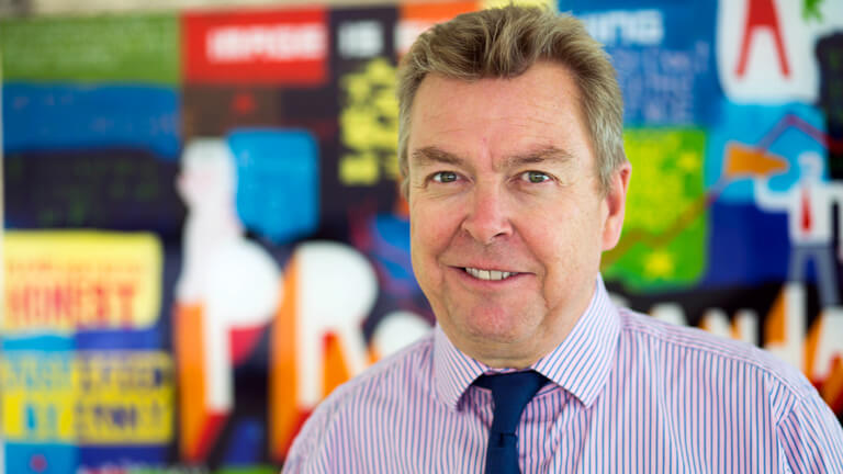 Image of Bill McIntosh, Director, Head of Content at Peregrine Communications