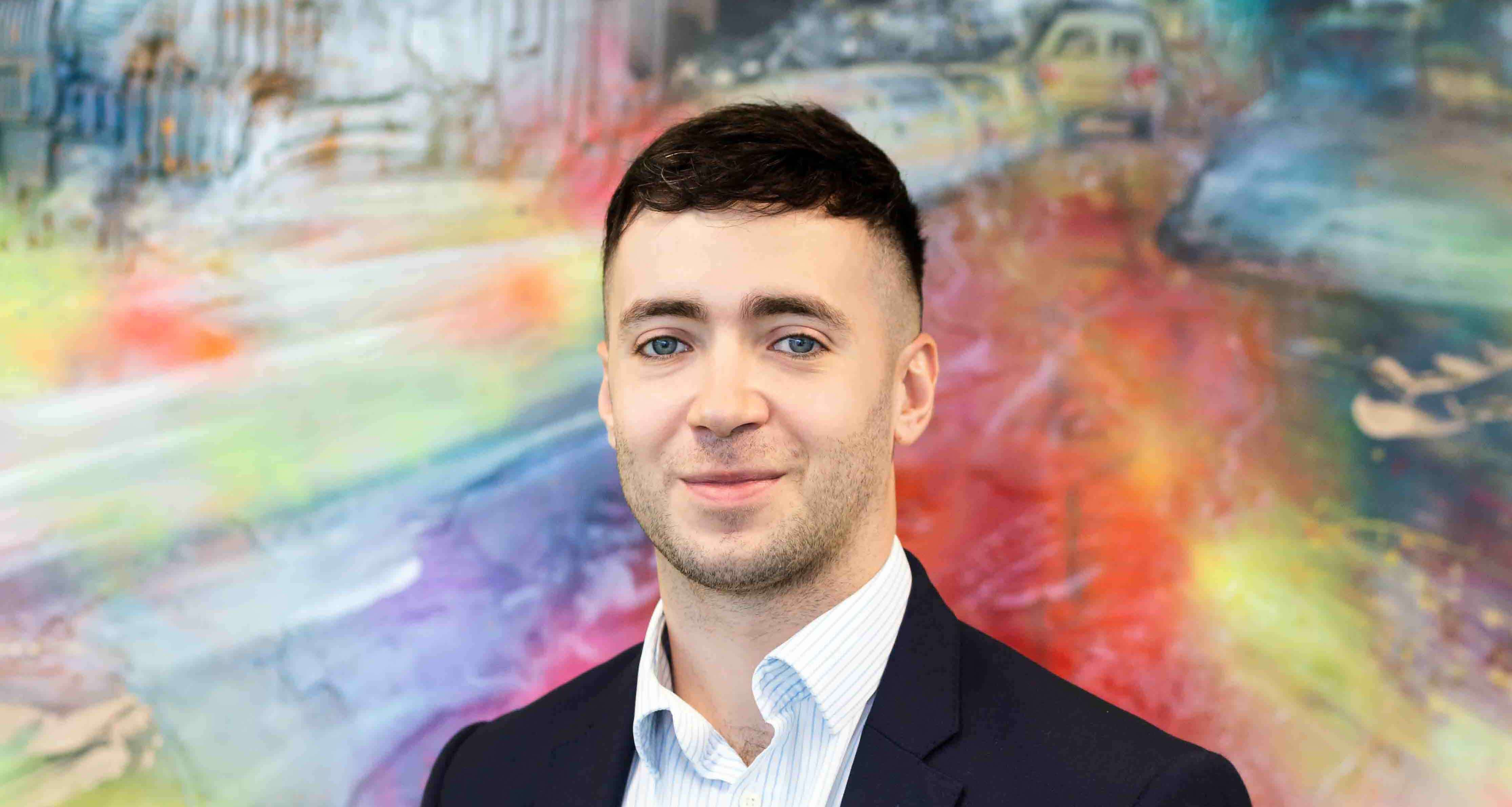 Image of Daniel Beurthe, Senior Account Executive at Peregrine Communications