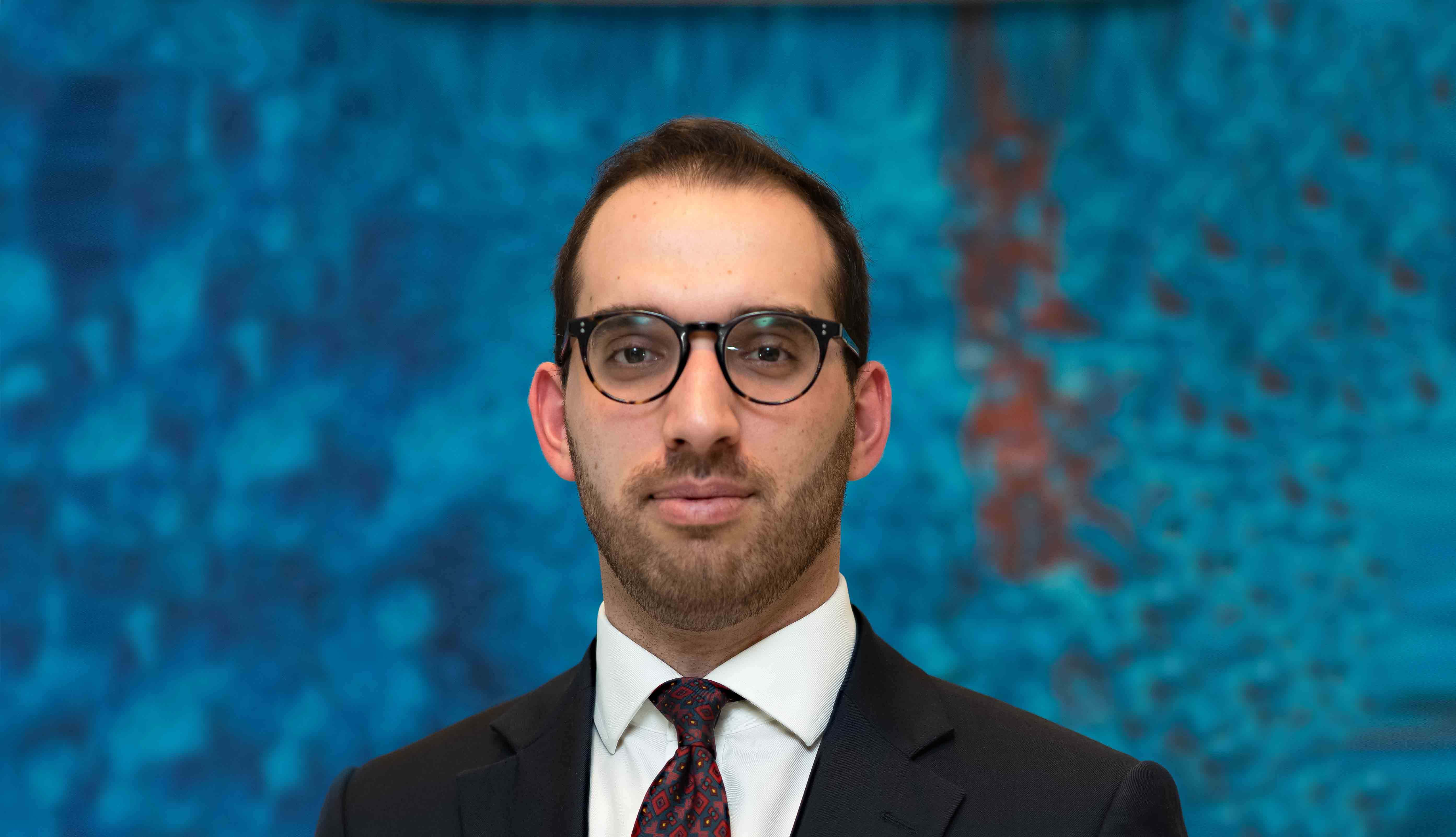 Image of Darius Athill, Vice President at Peregrine Communications