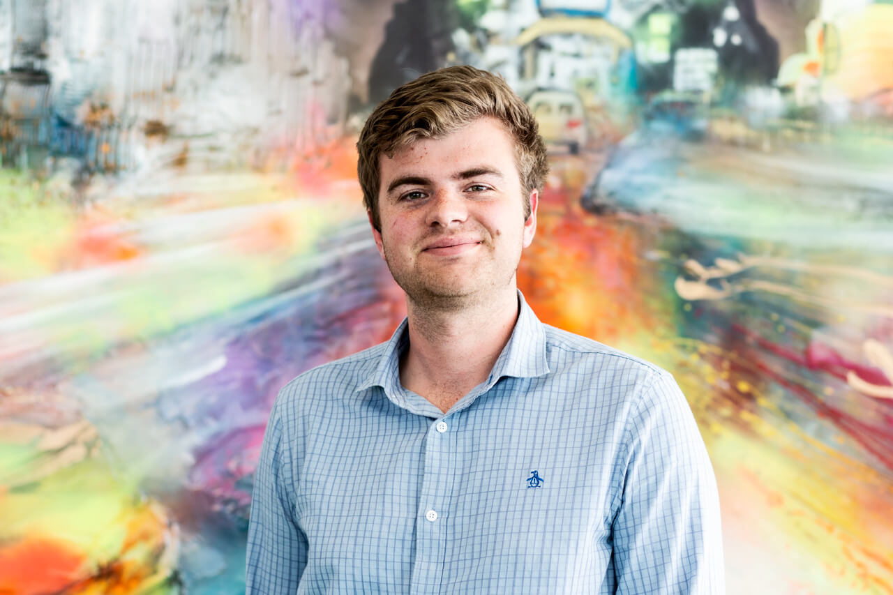 Image of Guy Taylor, Account Manager at Peregrine Communications