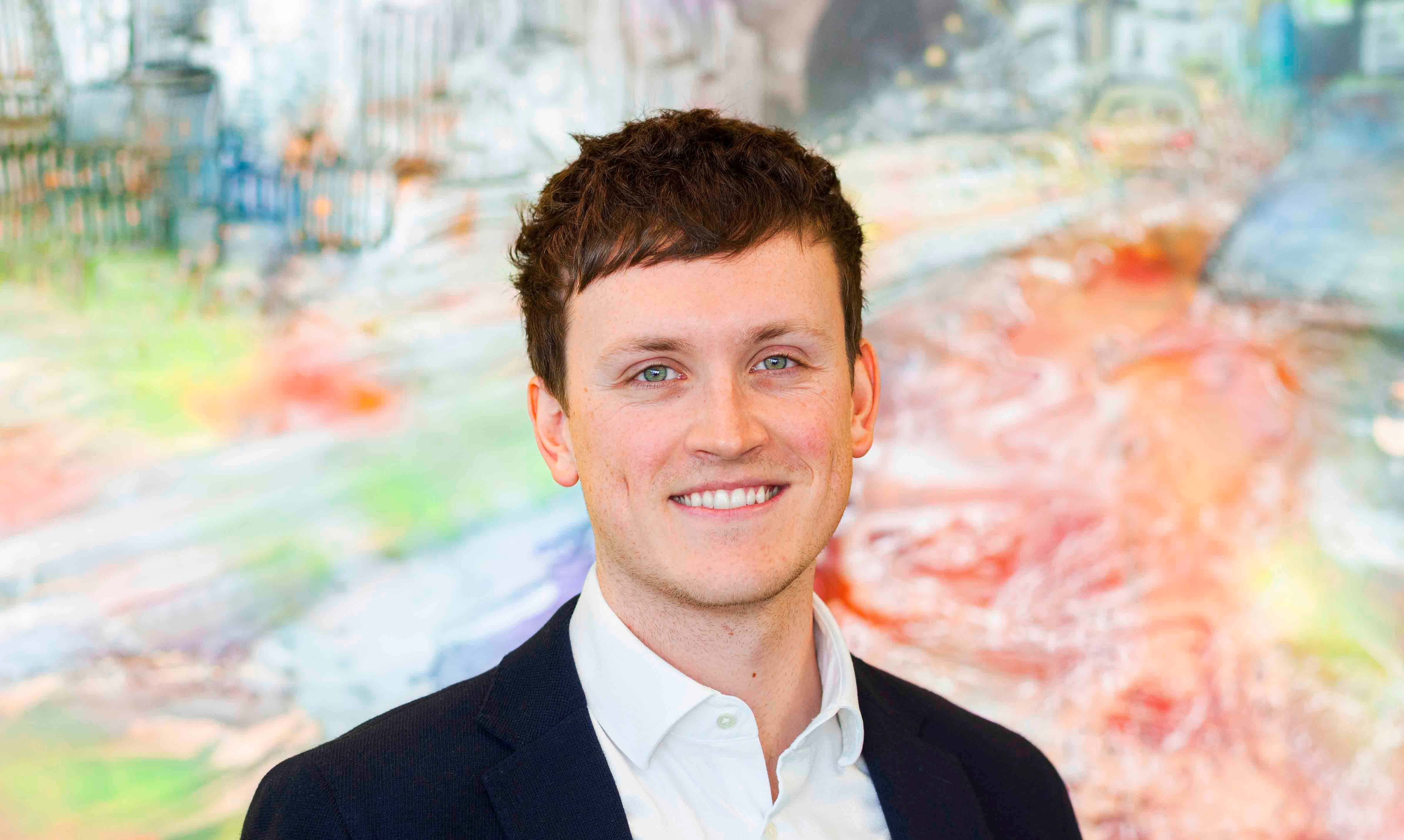 Image of Jack Davies, Account Director at Peregrine Communications