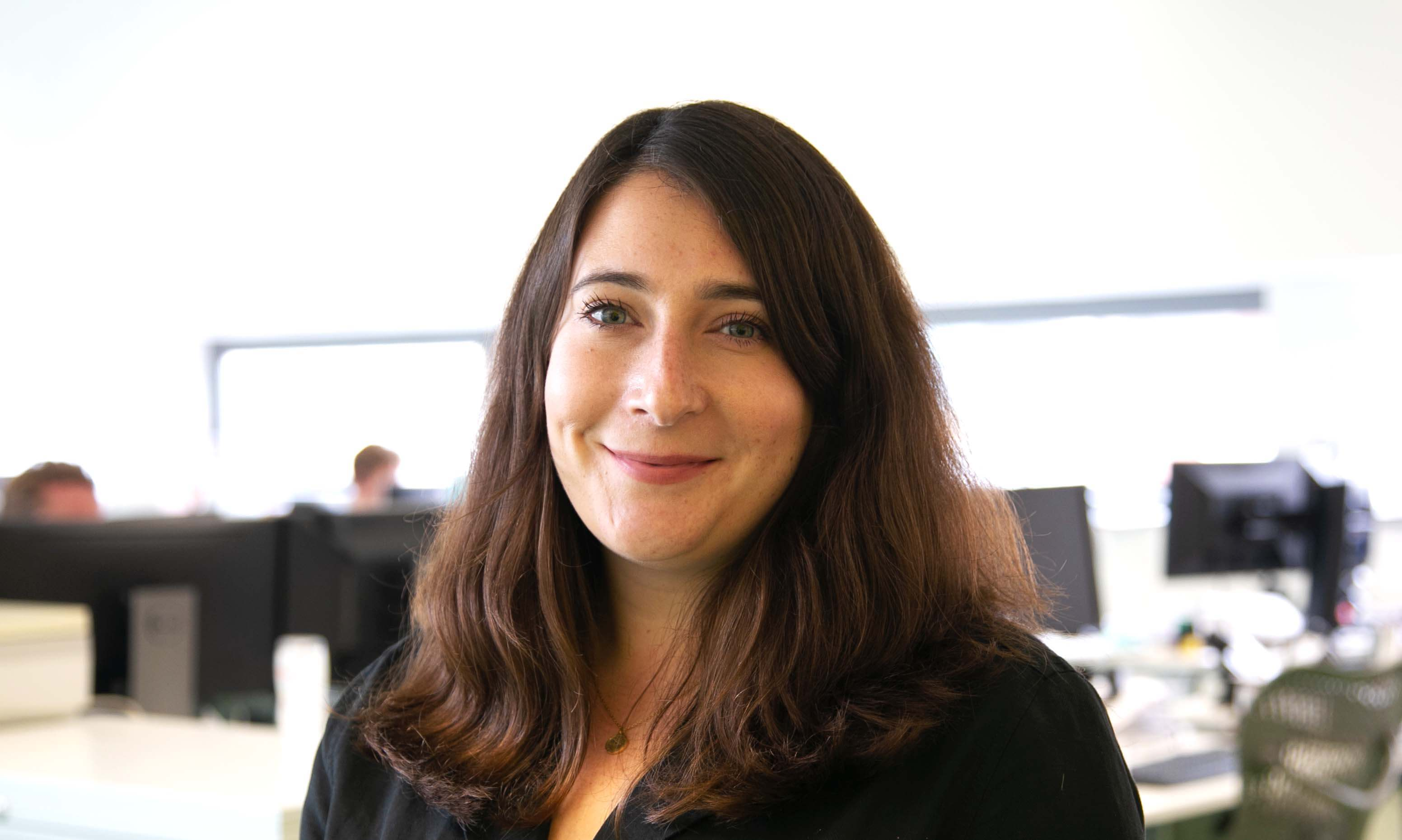 Image of Laura Emerson, Head of Operations at Peregrine Communications