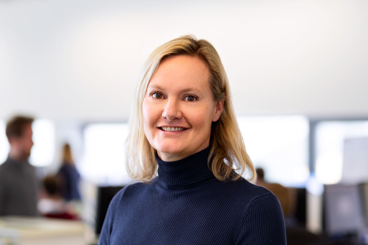 Image of Marina Fraser Harris, Associate Director at Peregrine Communications