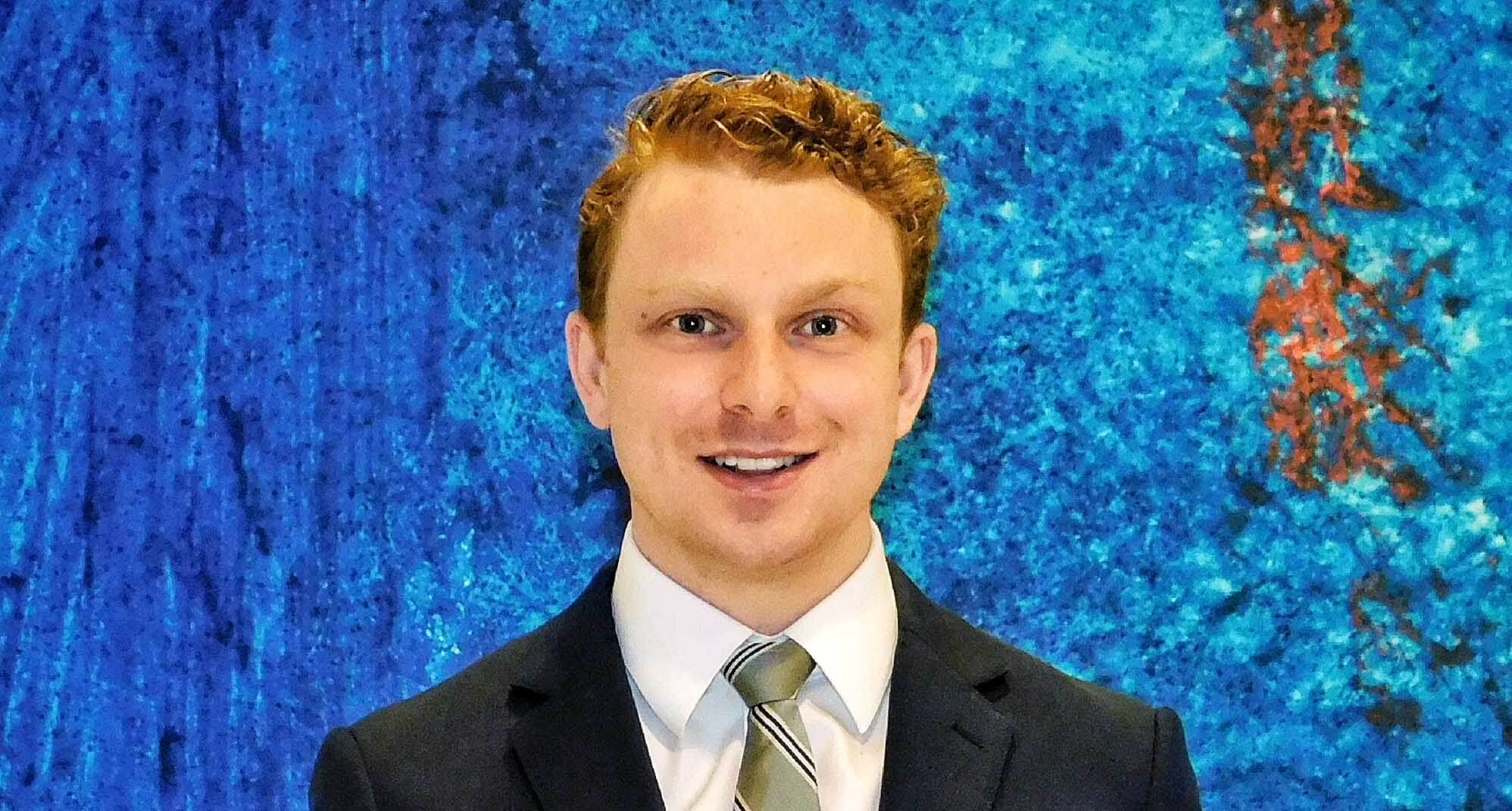 Image of Spencer Tait, Account Supervisor at Peregrine Communications