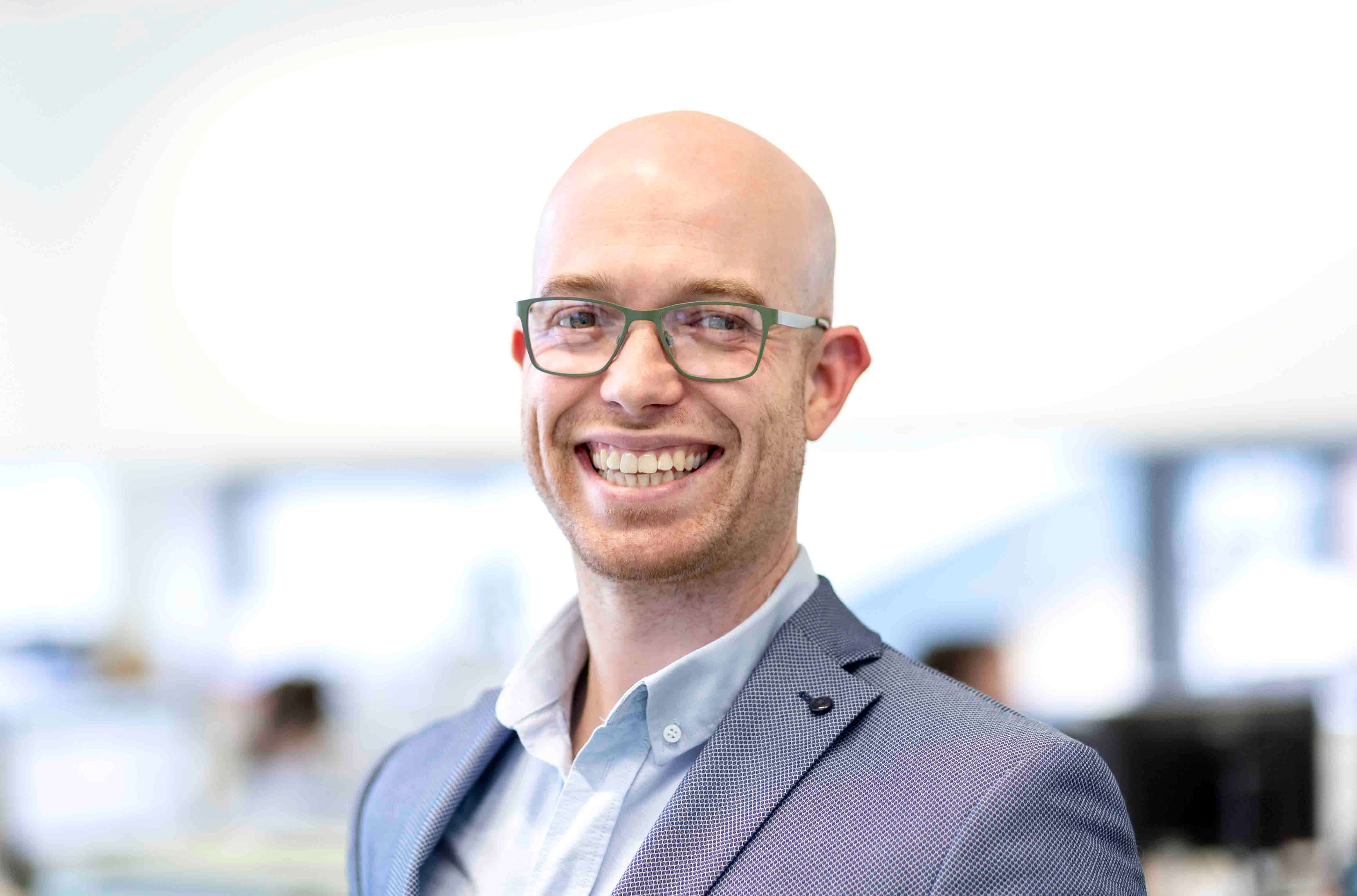 Image of Tom Wood, Creative Director at Peregrine Communications