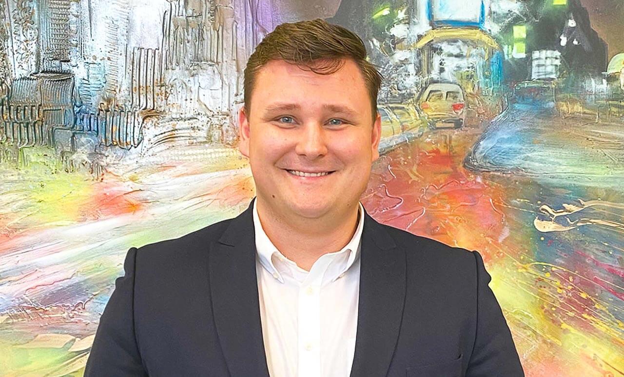 Image of Danila Andreev, Senior Account Executive at Peregrine Communications
