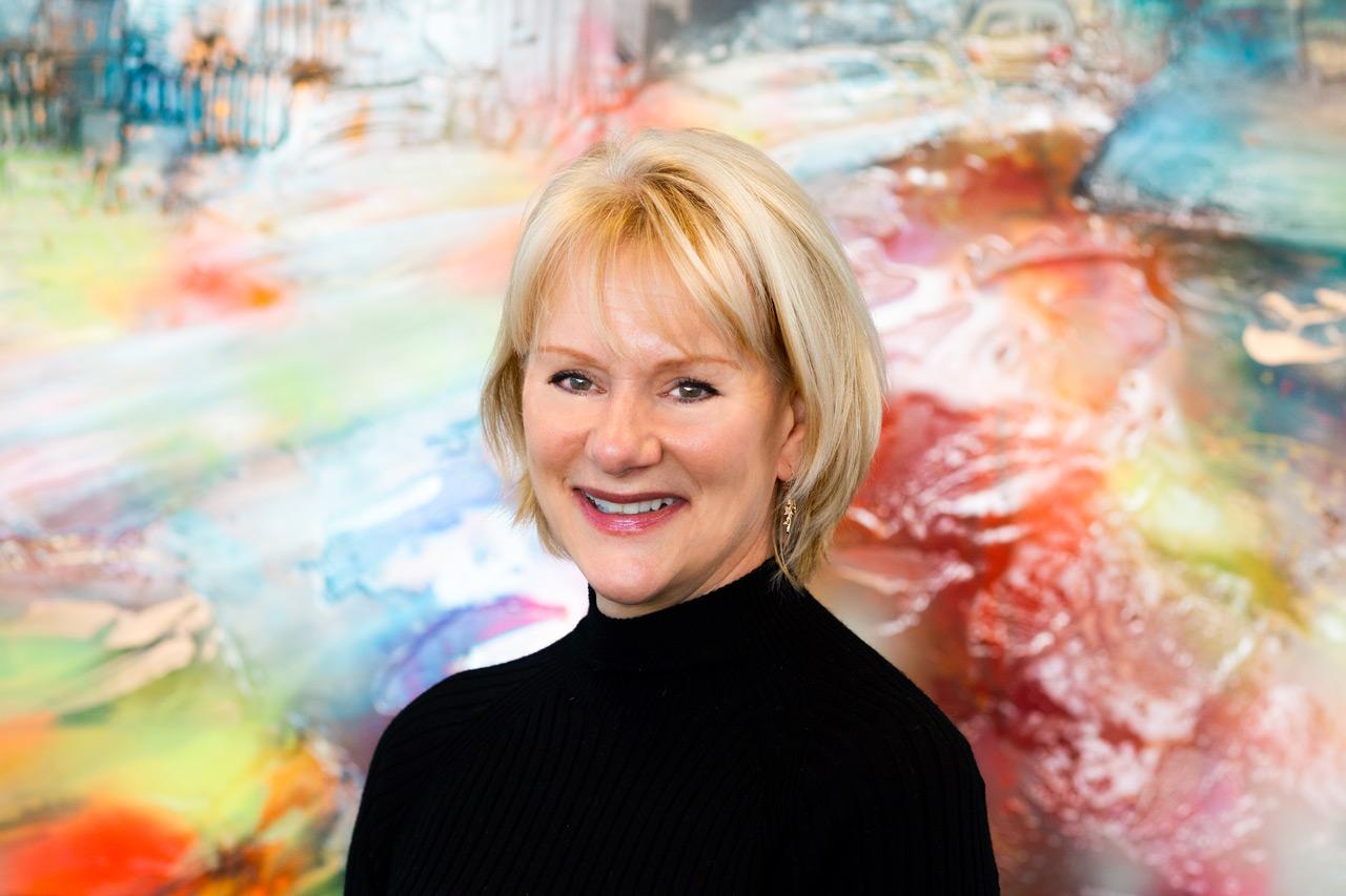Image of Anne Gilding, Senior Adviser at Peregrine Communications