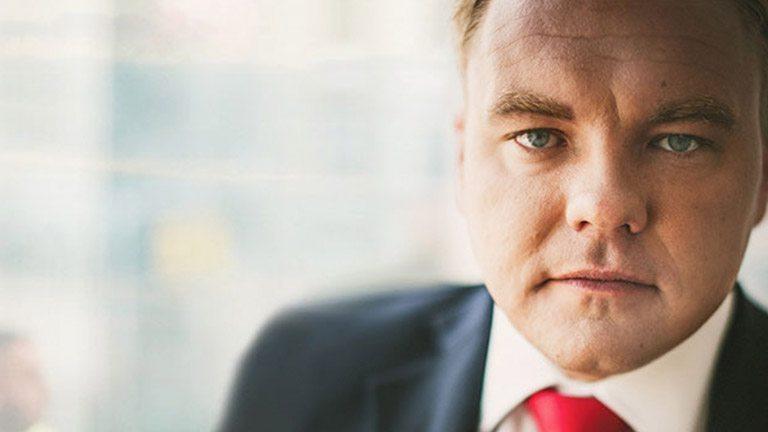 Image of Kristoffer Houlihan, Senior Adviser, Investor Relations (USA) at Peregrine Communications