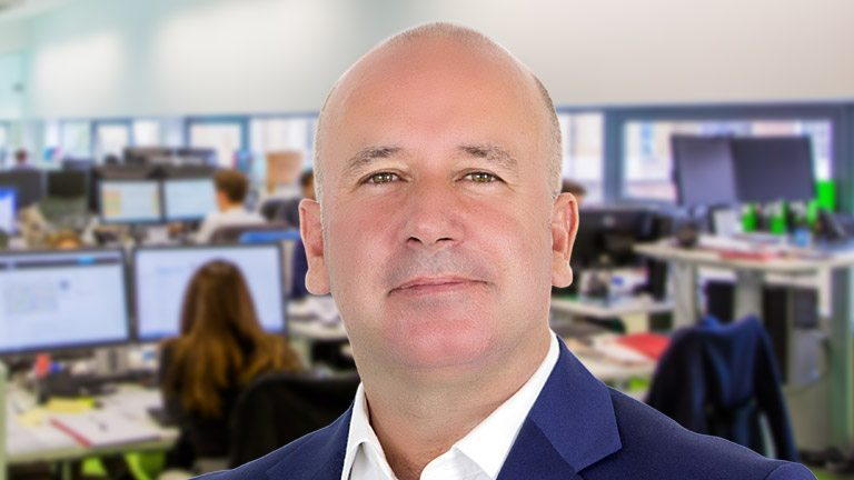Image of Nigel Sillitoe, Middle East & Africa Marketing Specialist at Peregrine Communications