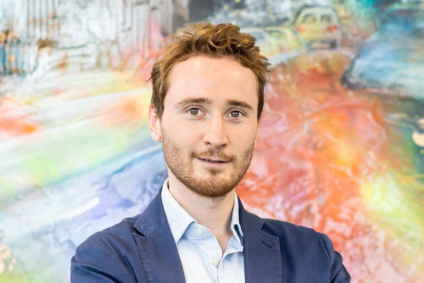 Image of Josh Cole, Vice President, Head of Analytics at Peregrine Communications