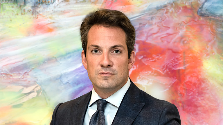 Image of Max Hilton, Managing Director at Peregrine Communications